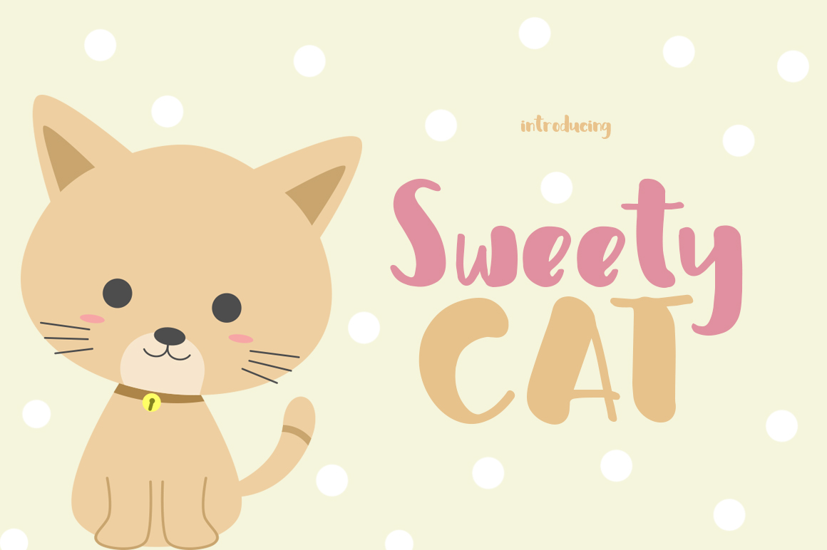 Sweety Cat example image 1