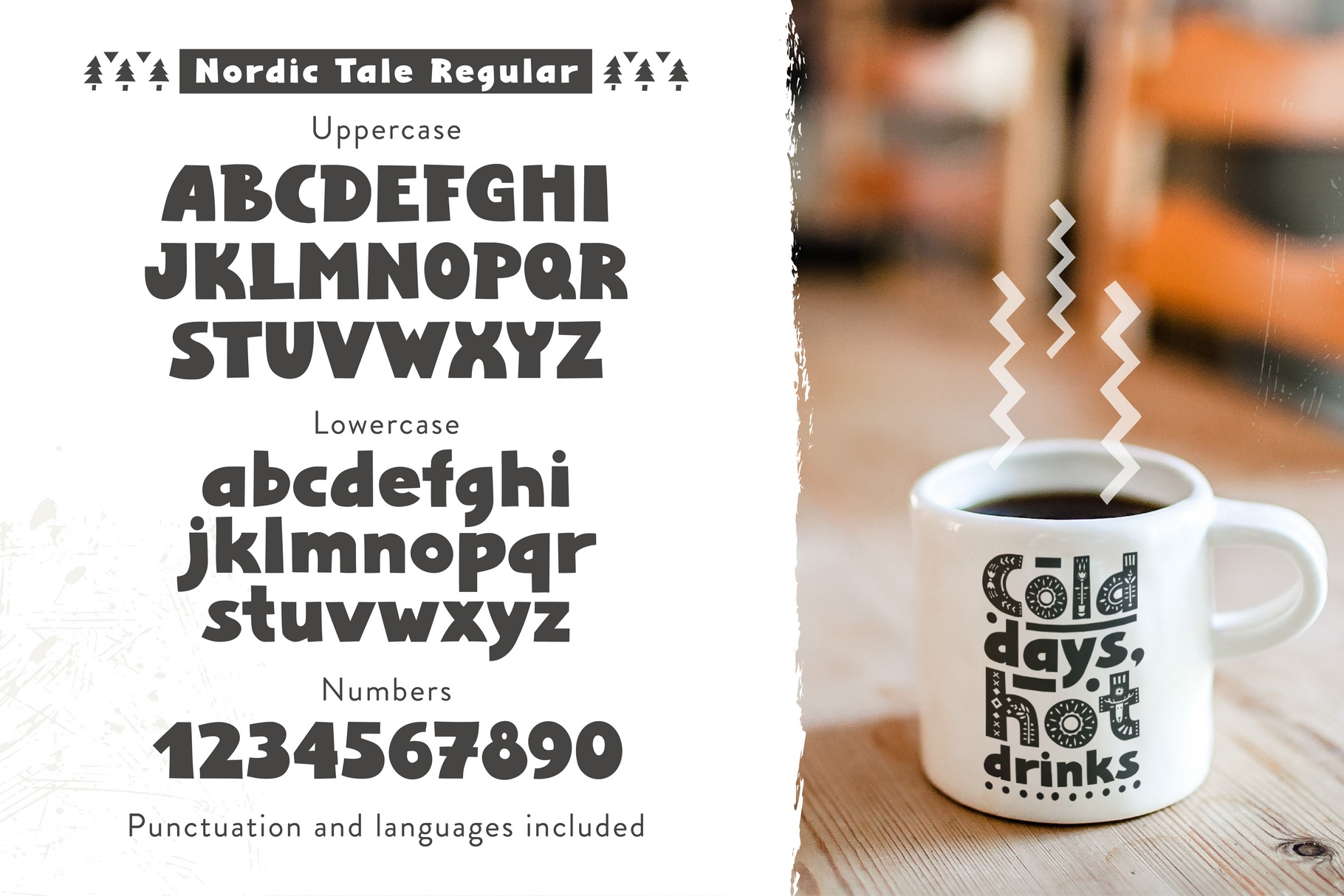 Nordic Tale - Folkart Font Family example image 5