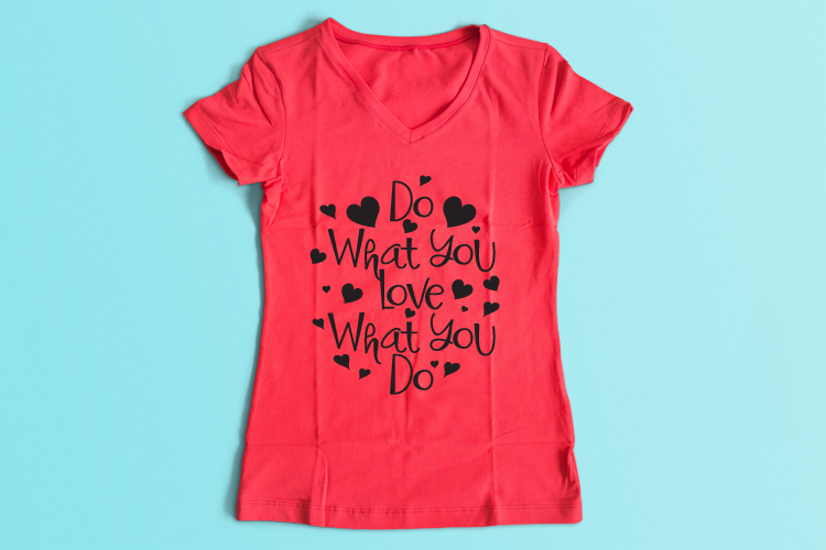 Do What You Love SVG Quote example image 2