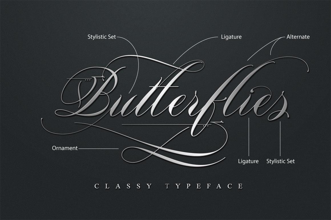 Butterflies example image 2