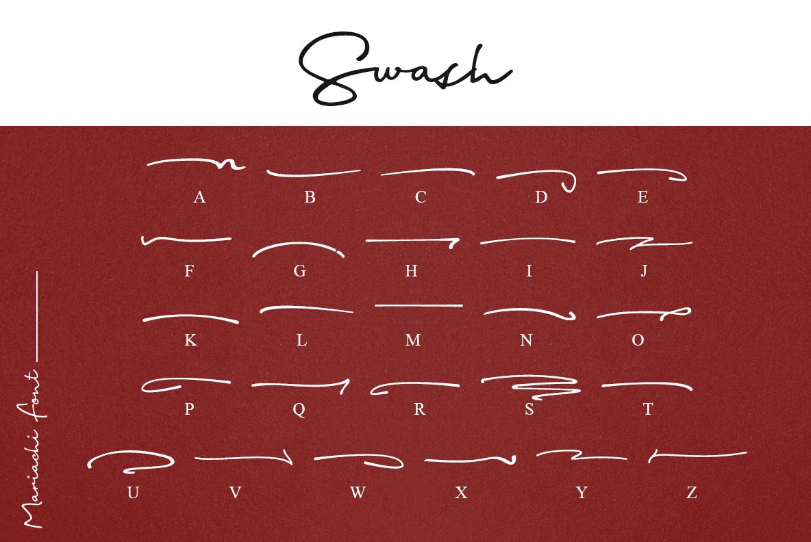 Mariachi Script example image 24