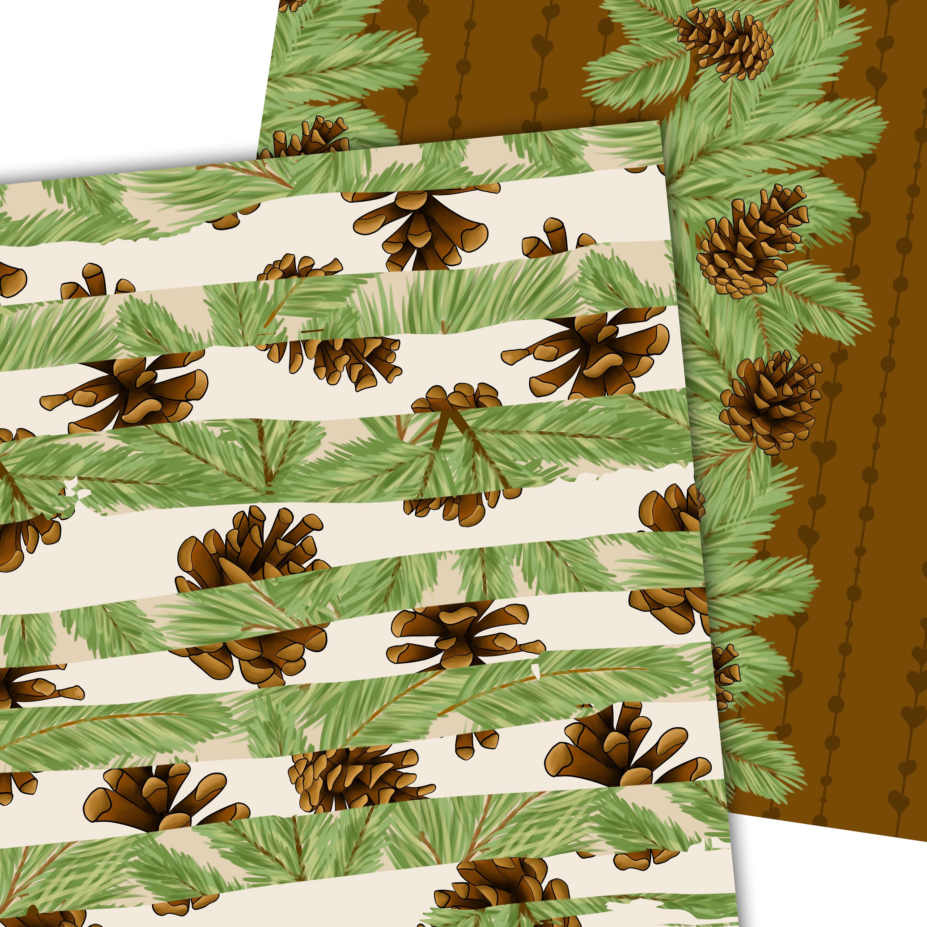 Cotton winter patterns example image 6