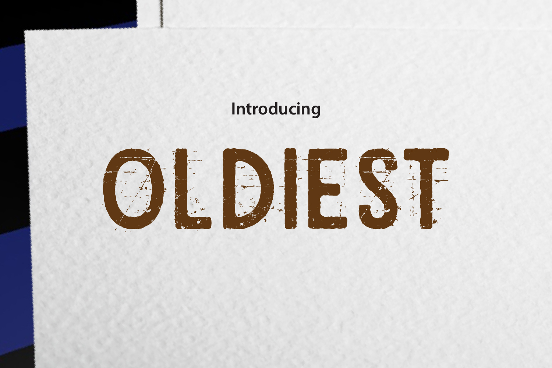 OLDIEST example image 1