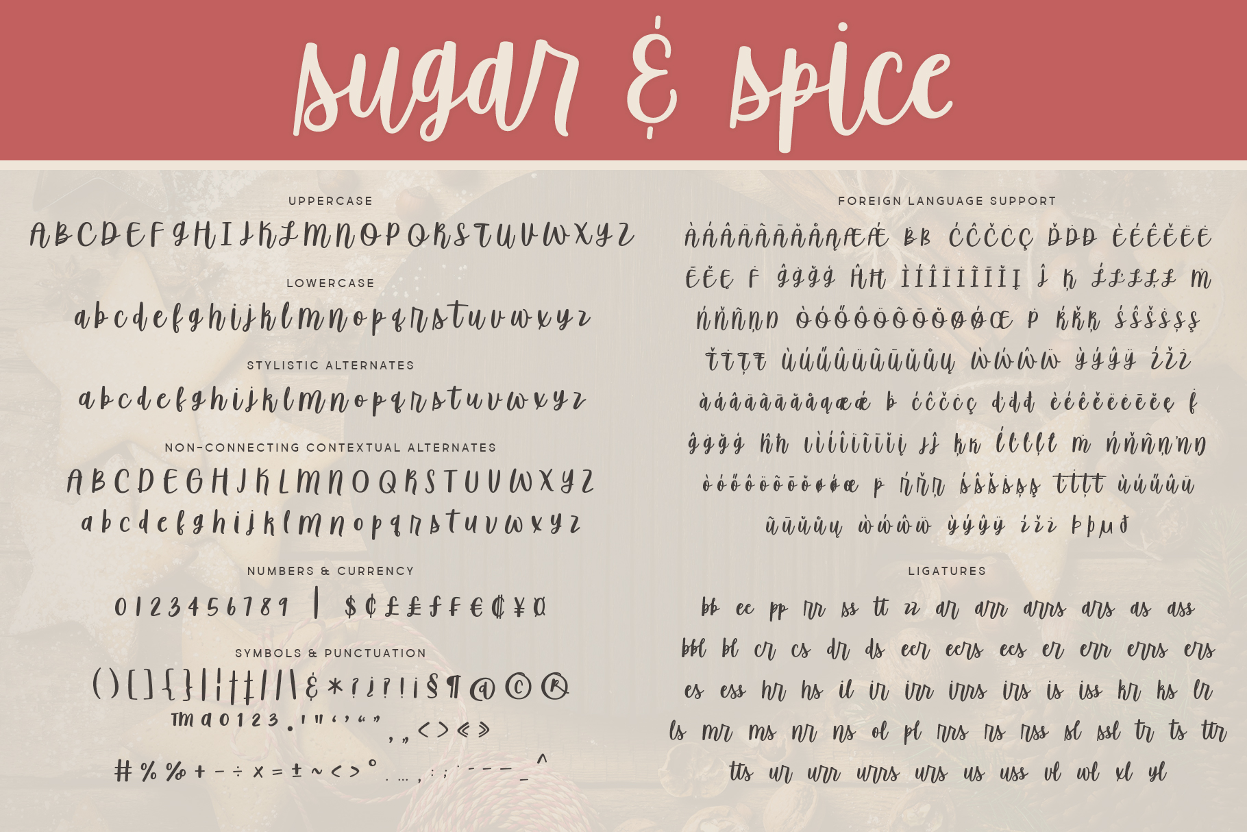 Sugar & Spice example image 3