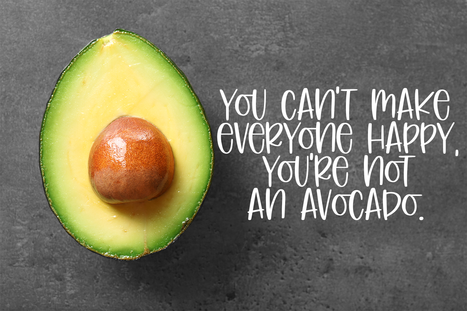 Avocado Salad - A Cute Hand-Lettered Font example image 2