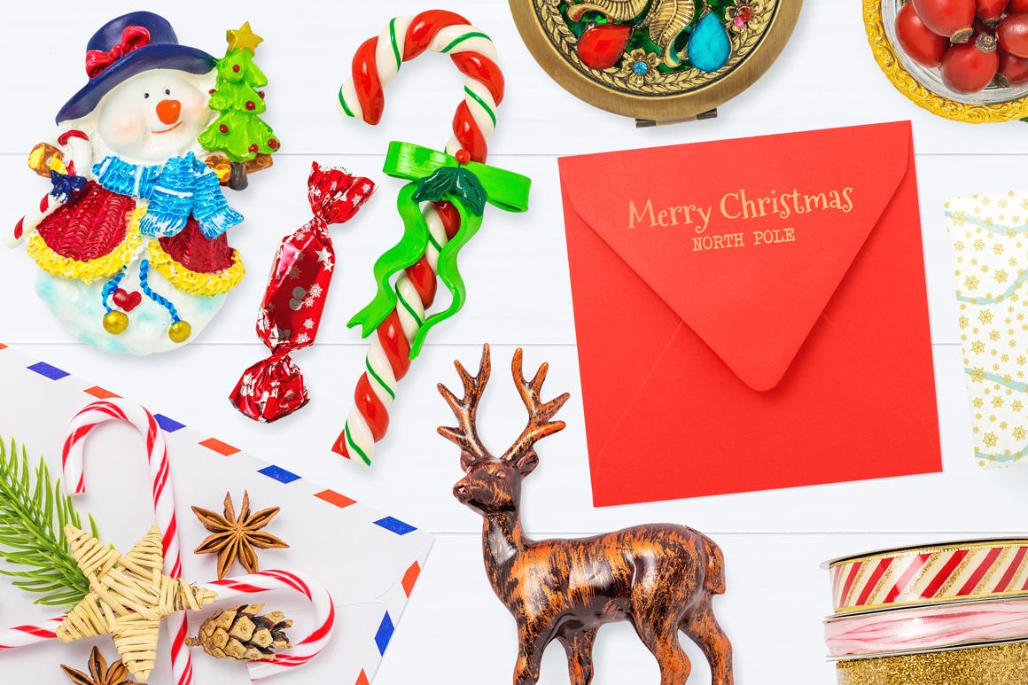 Christmas Scene Creator Volume 4 example image 4