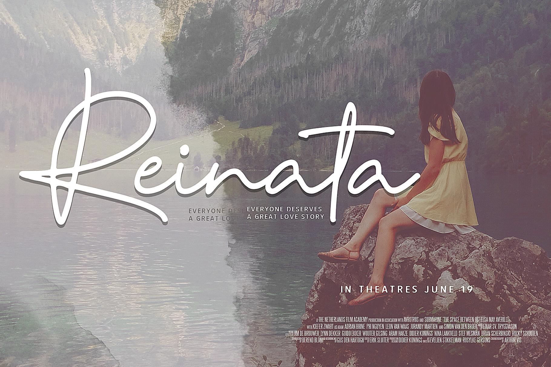 Reinata Font Duo example image 5
