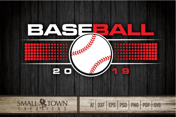 Baseball, Ball sport, Sports, Team logo, PRINT, CUT & DESIGN example image 5