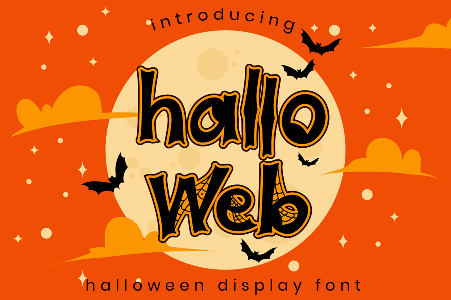 Halloweb example image 1