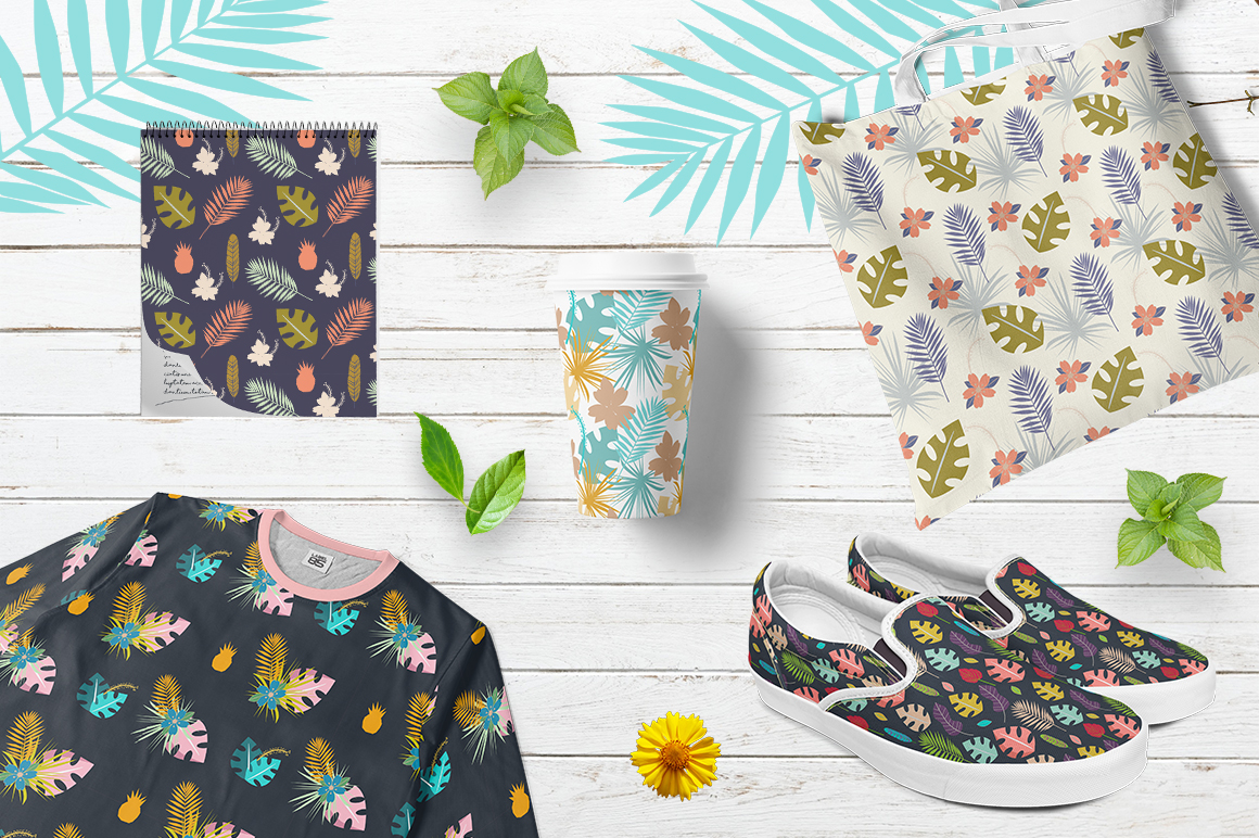 Tropical collection example image 4
