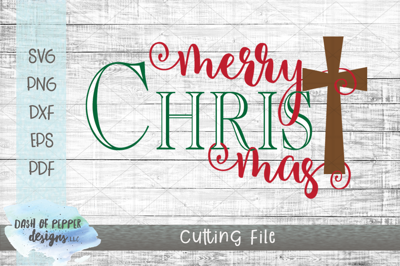 2018 Religious Christmas Bundle - 15 SVG Designs example image 6