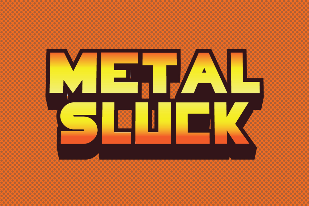 10 Game Title Graphic Style for Adobe Illustrator example image 6