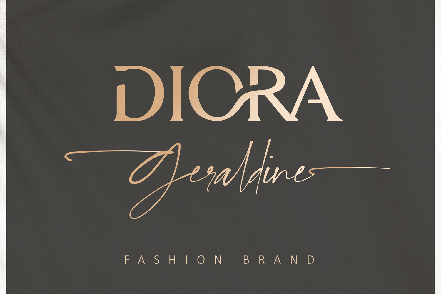 Diora Sunbright Font Duo example image 7