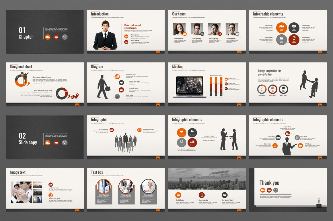 Modern Business Template example image 2