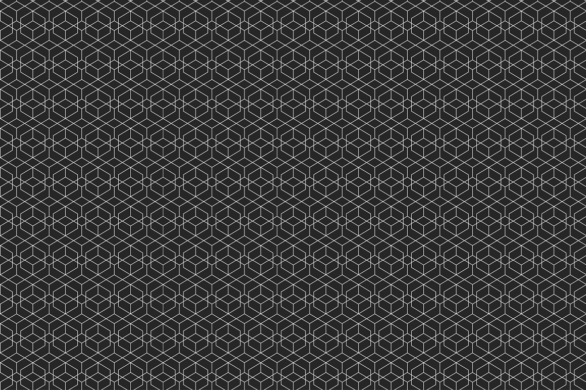 Ornamental seamless patterns. example image 3
