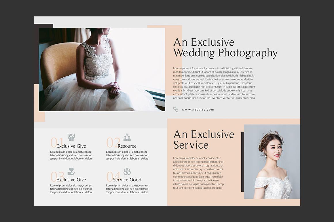 Wedding Photography Brochures example image 2