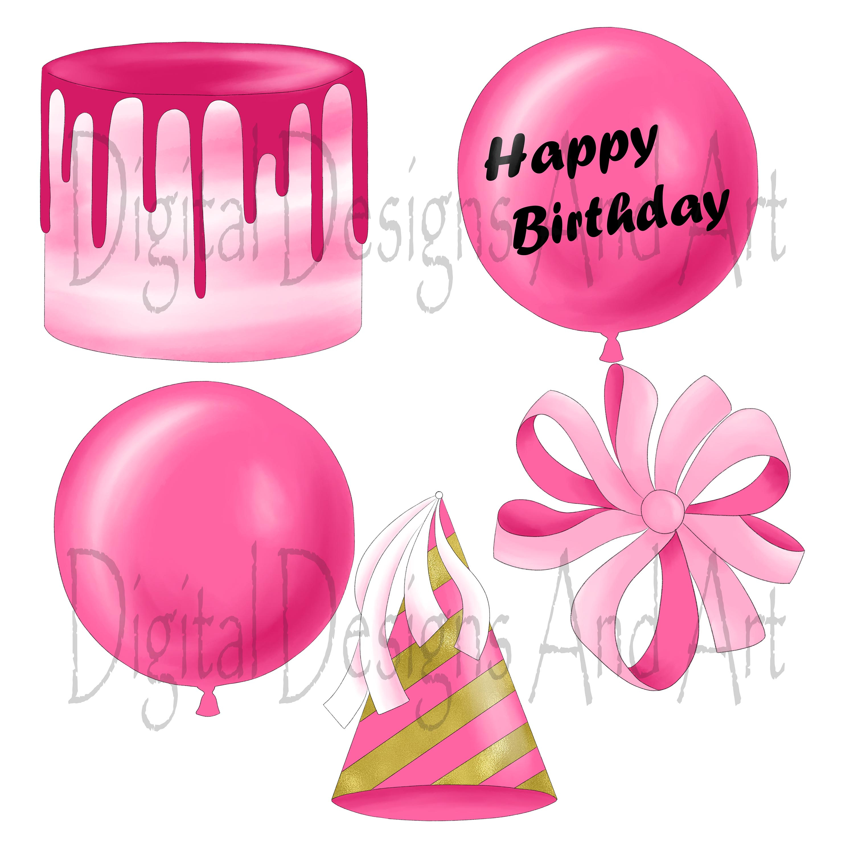 Happy birthday clipart example image 6