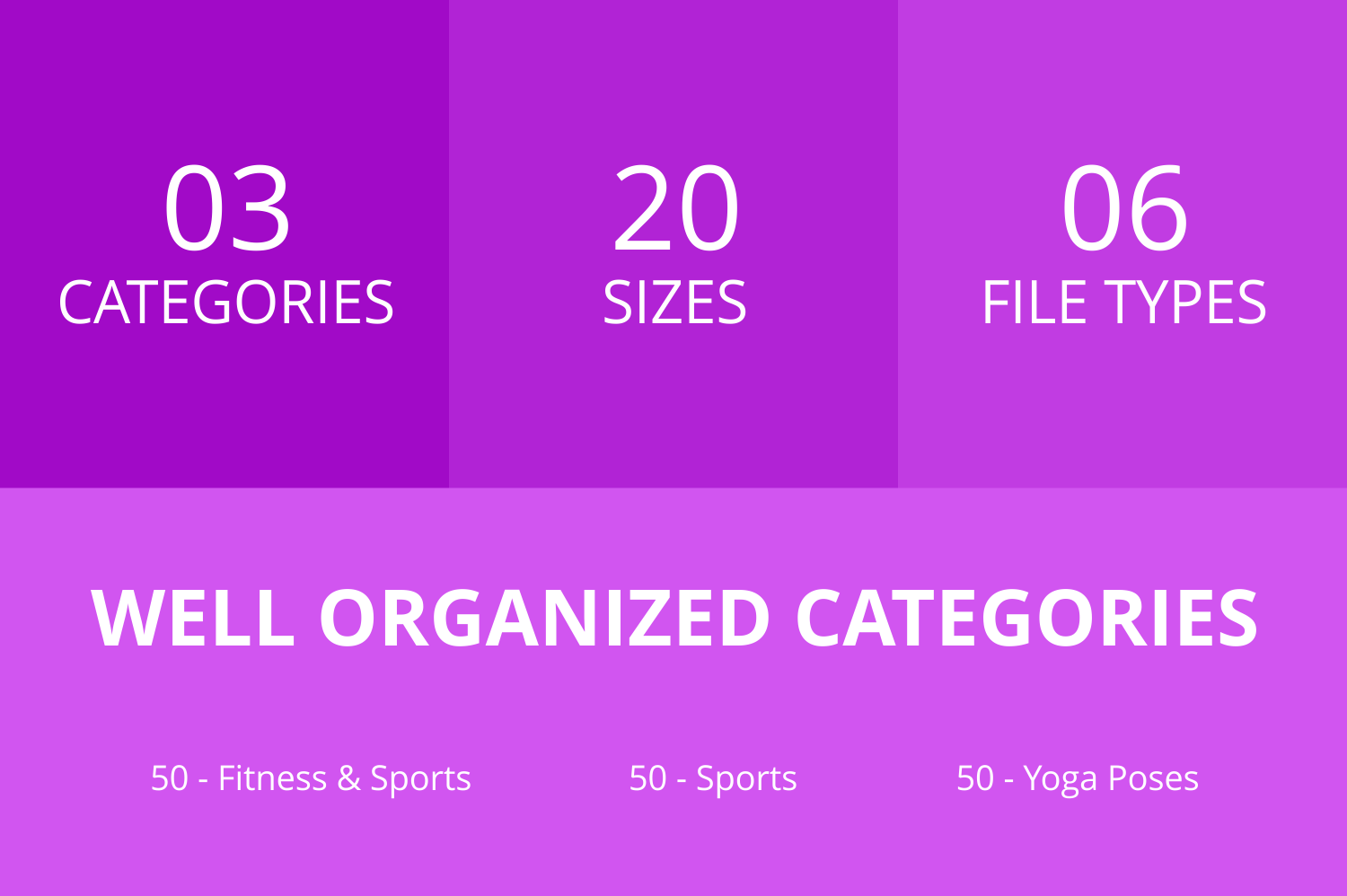 150 Fitness & Sports Line Icons example image 3