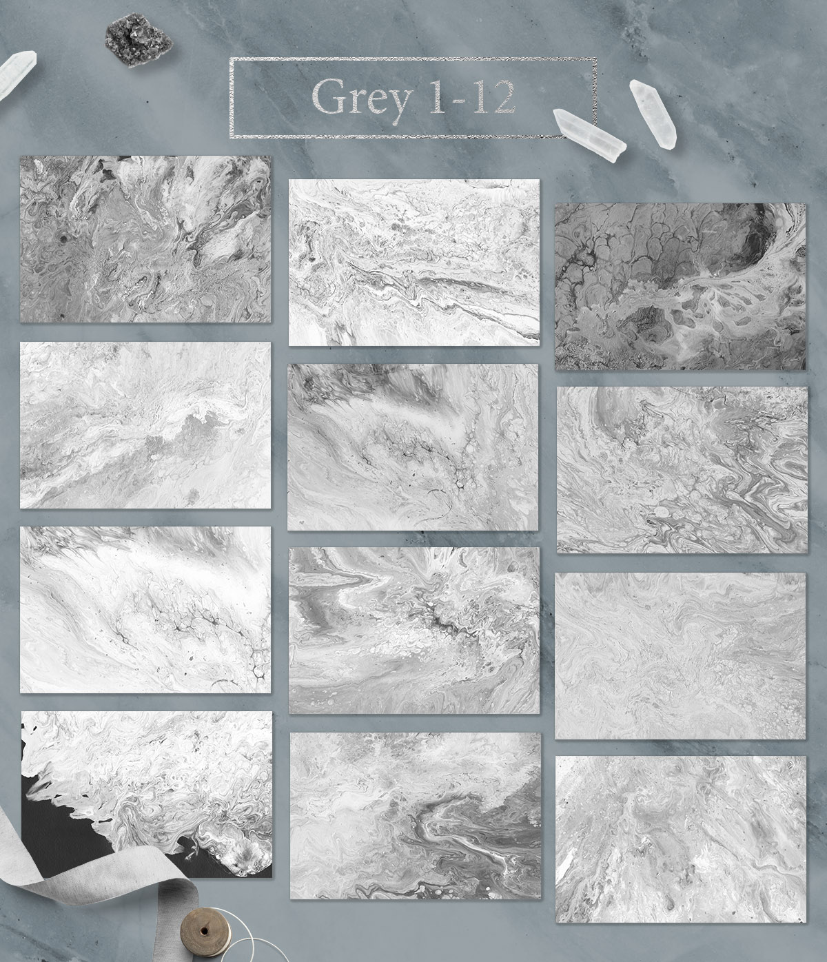 108 Flow Liquid Textures example image 8