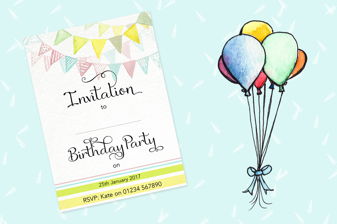 Birthday Script Font example image 3