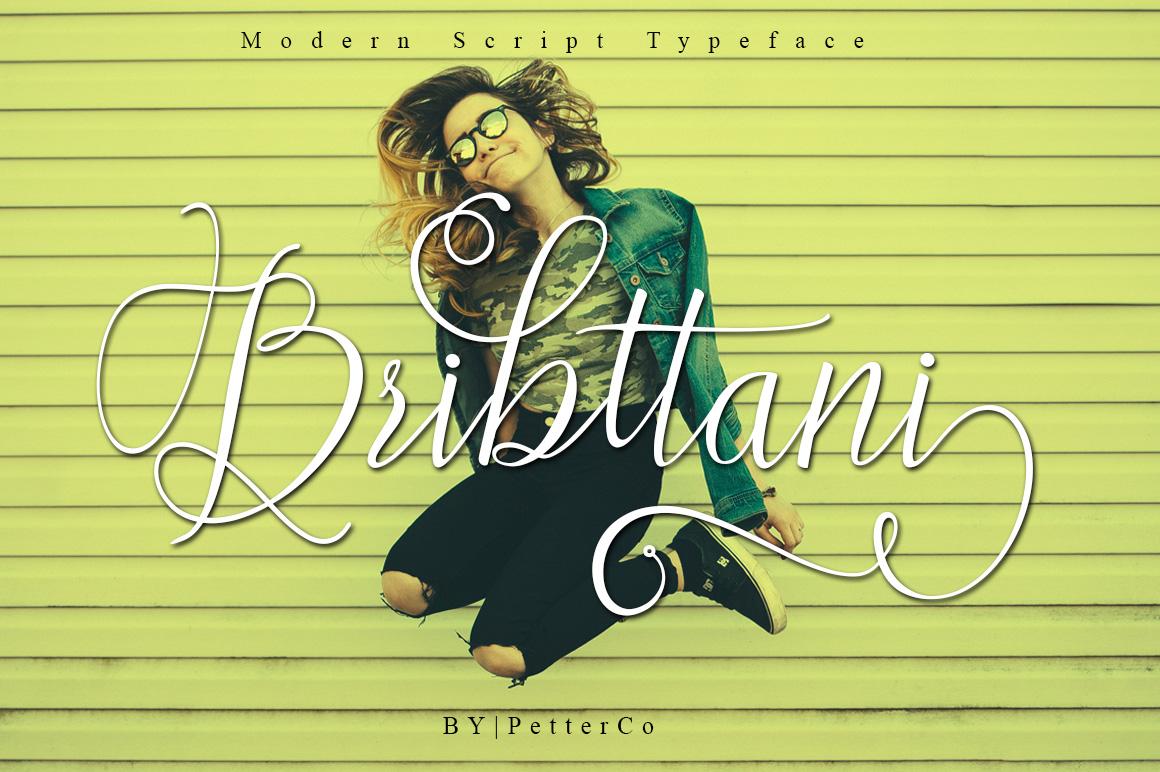 Bribttani example image 1