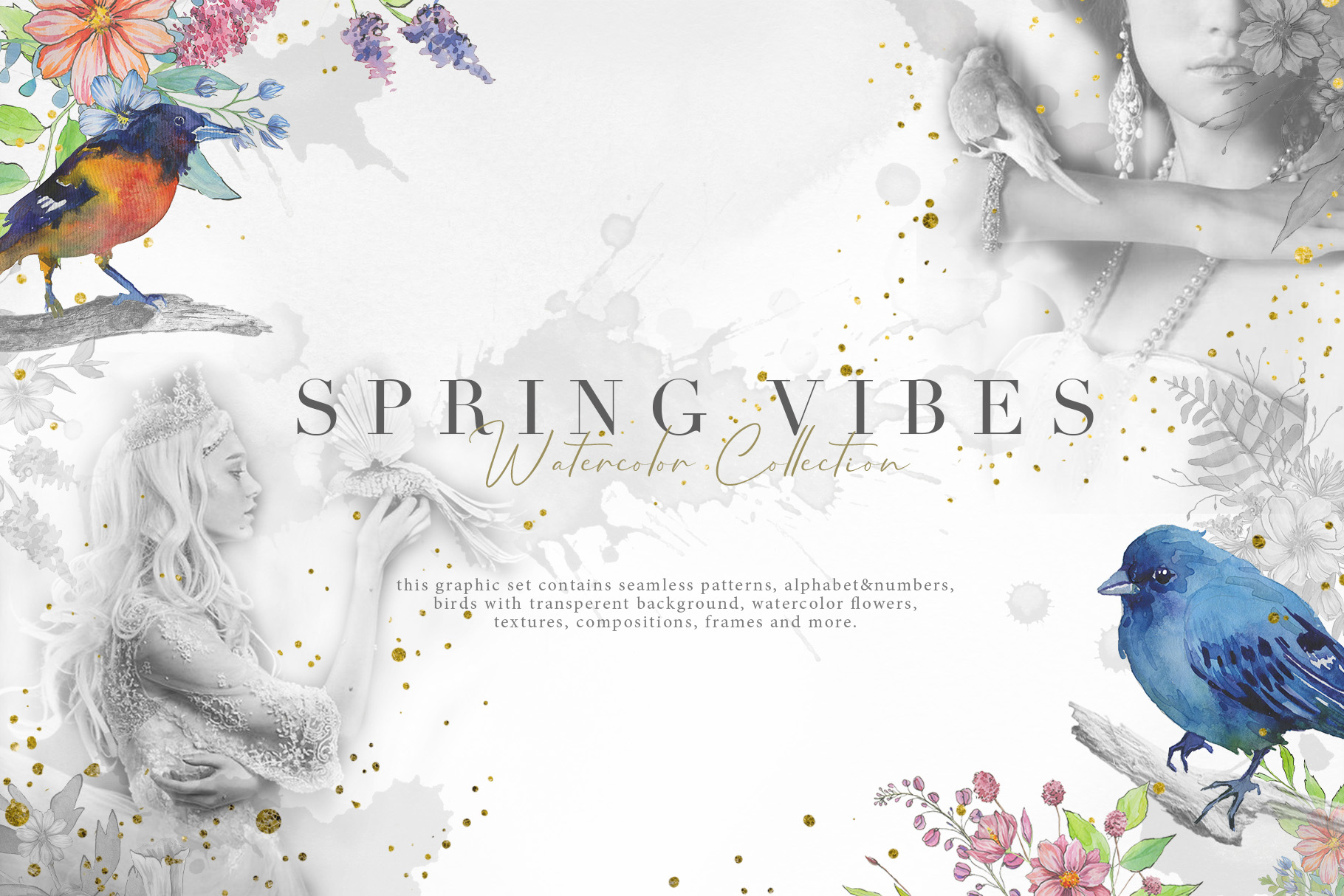 Spring Vibes example image 1