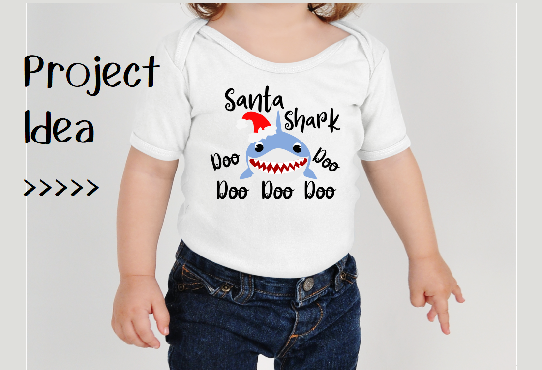 Christmas Under The Sea Bundle! Mermaids, Sharks, Much More! example image 2