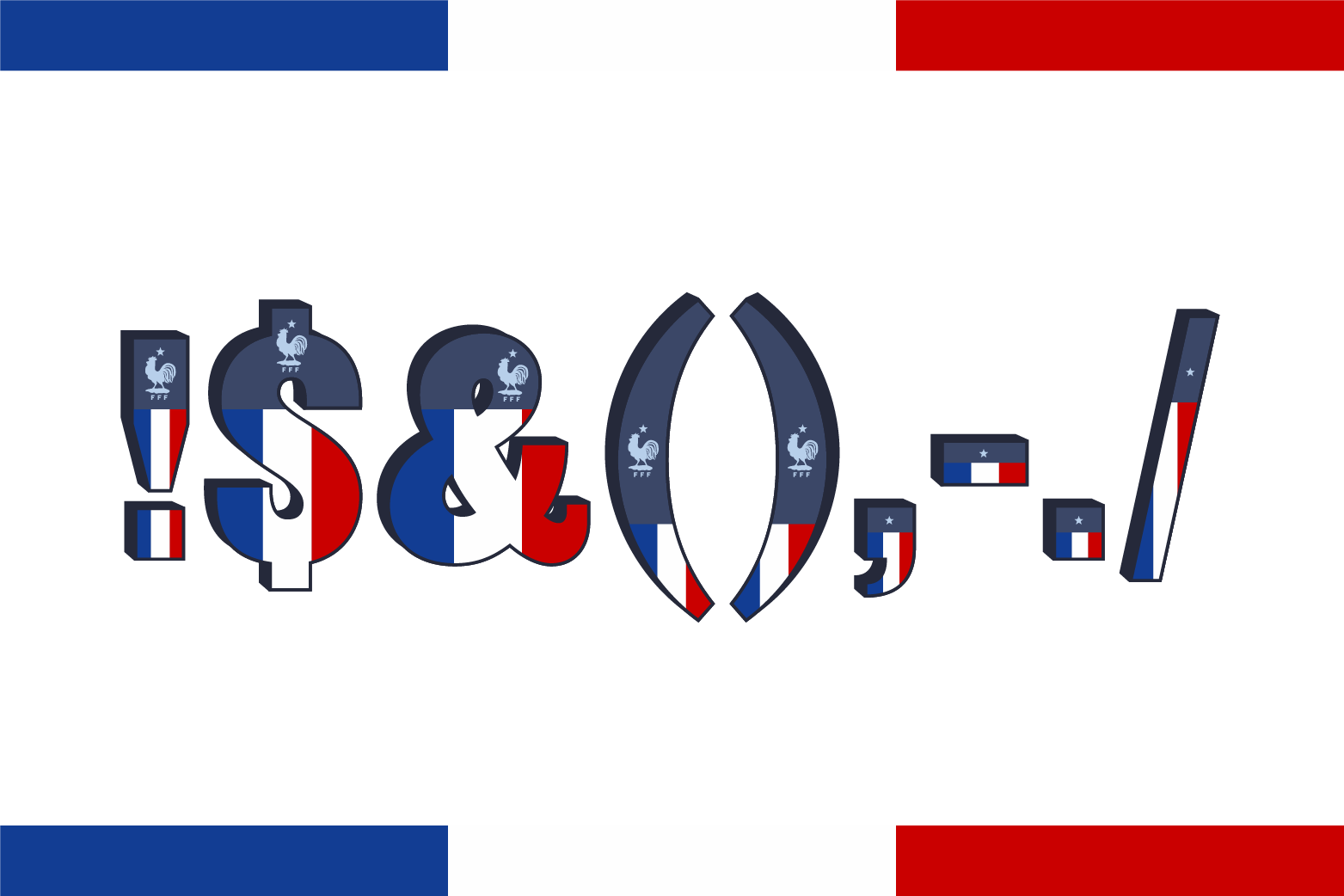 France Font example image 3
