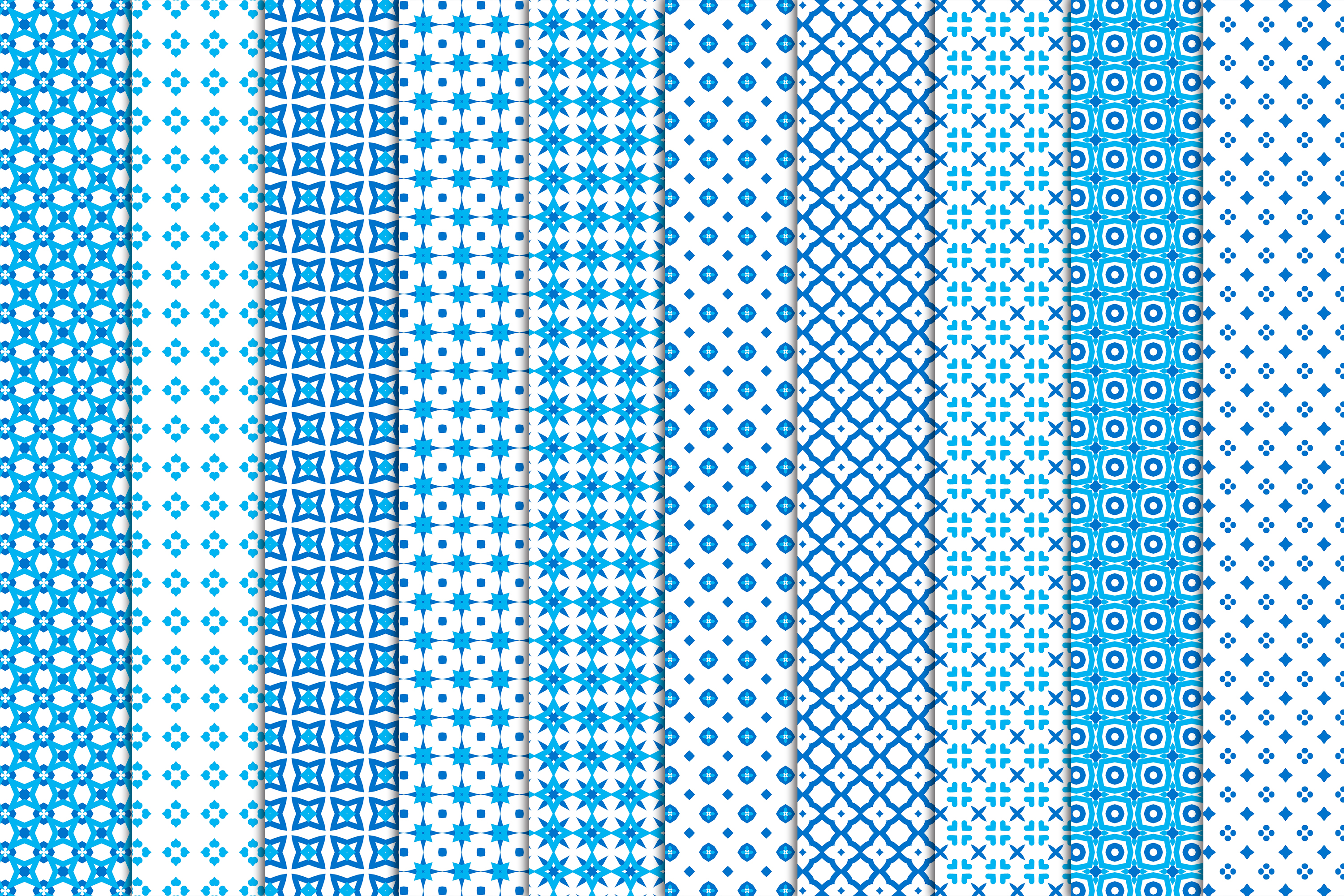 Winter Patterns example image 2