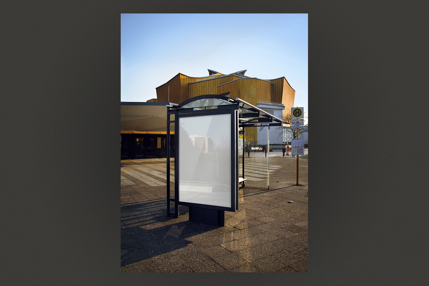 Mockup - Poster - Concert Hall example image 2