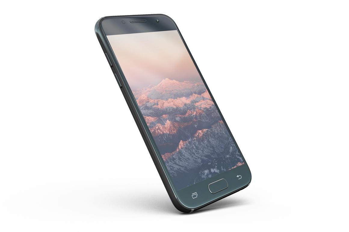 Samsung Galaxy s3 Mockup example image 7