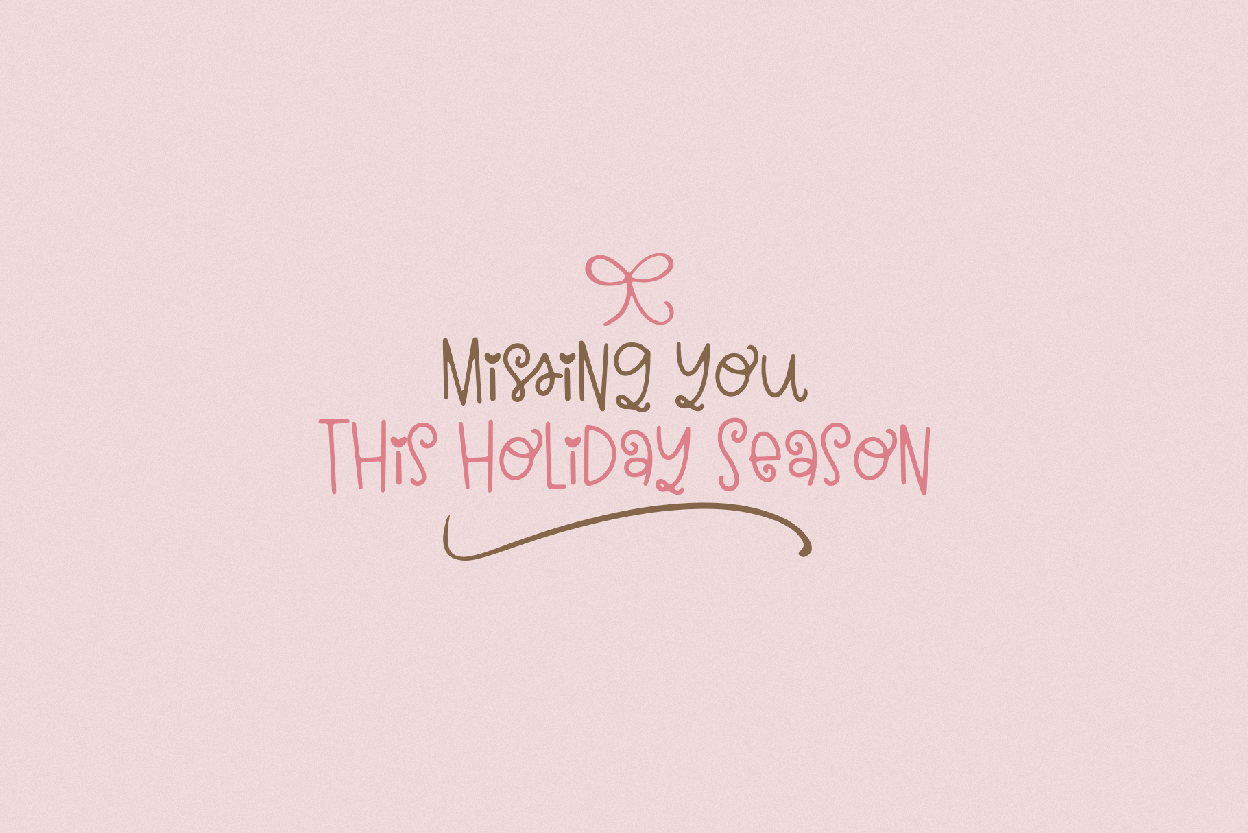 Christmas Kisses - A Cute & Quirky Holiday Font example image 13