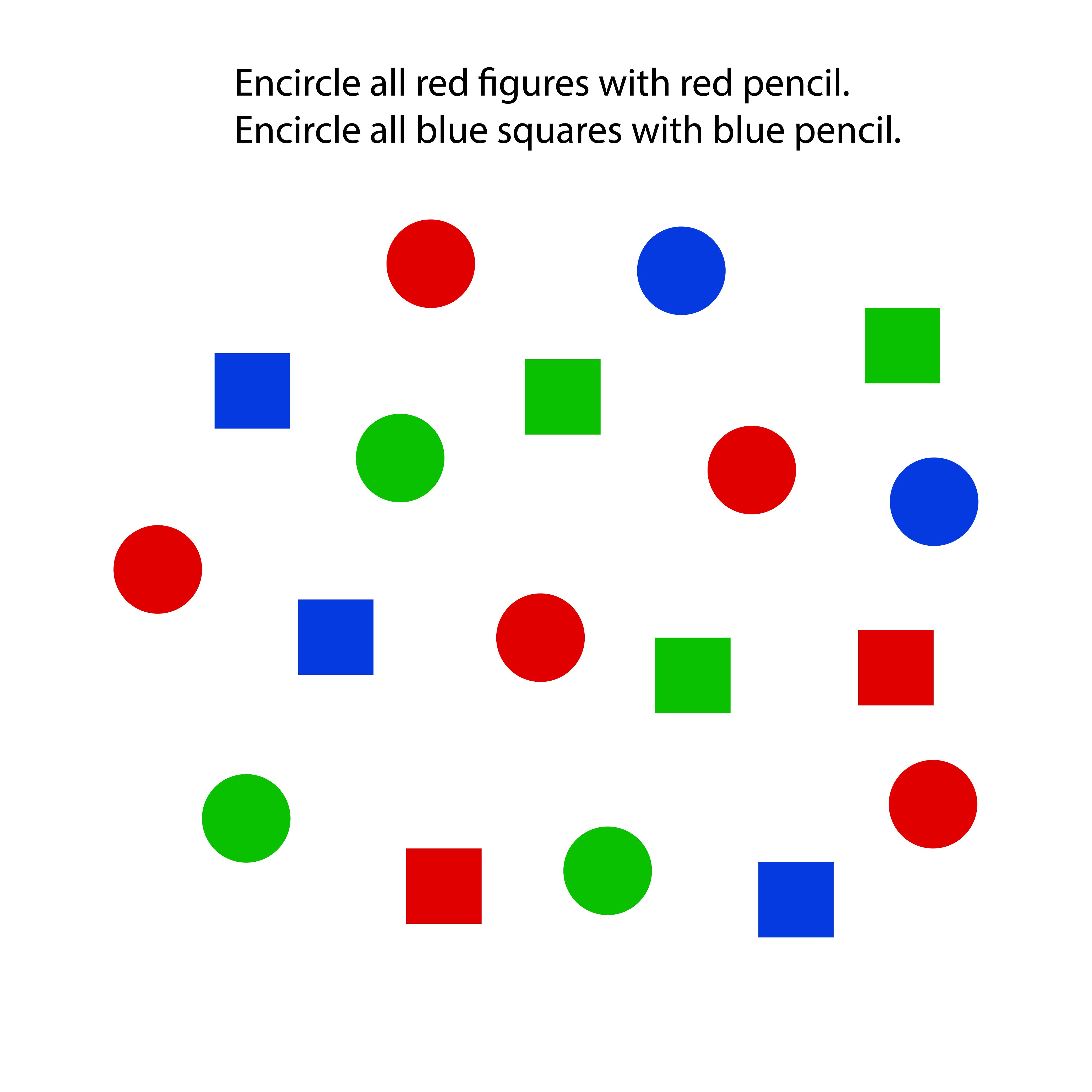 Easy preschool educational brainteasers set example image 8