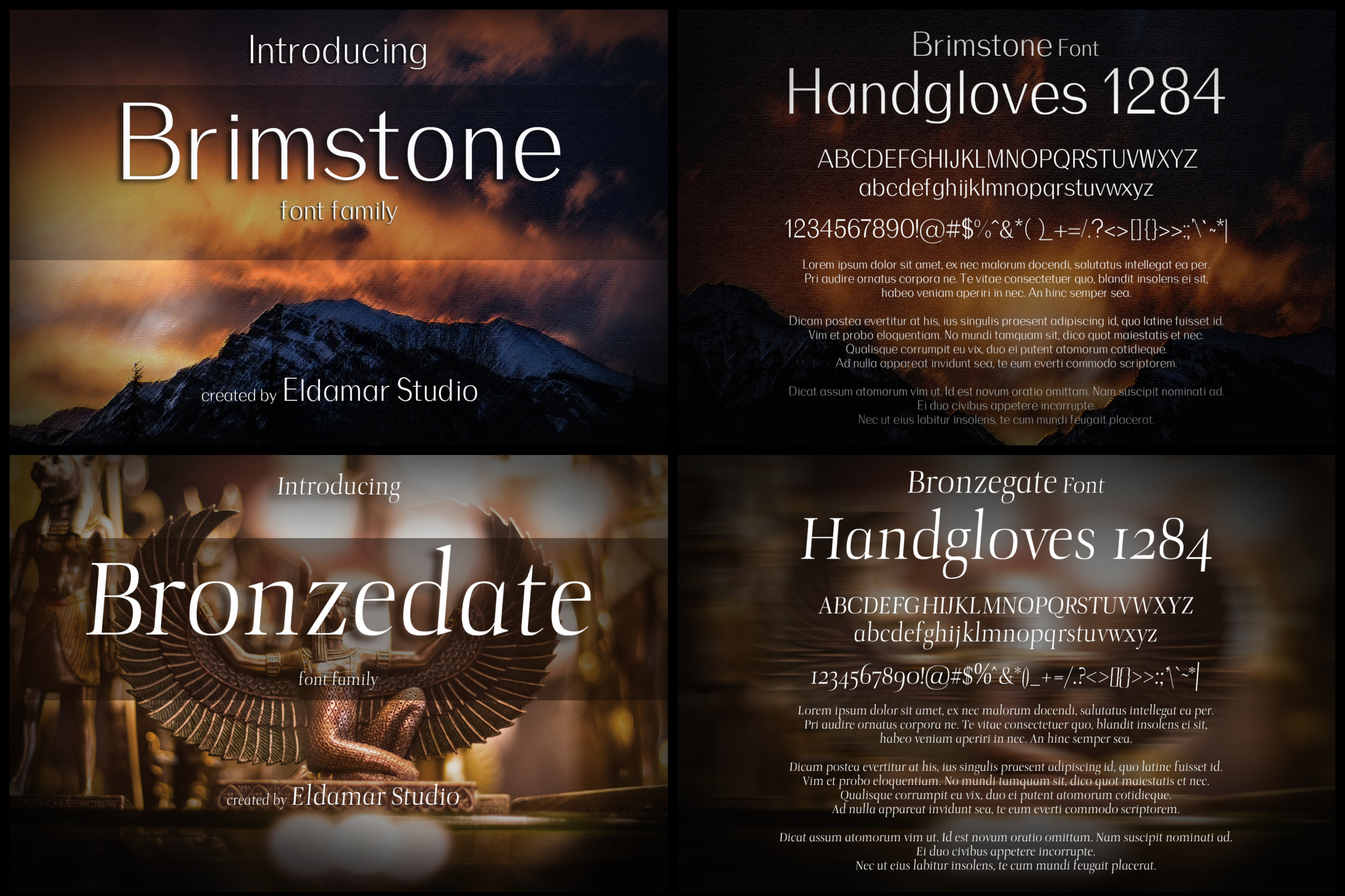 40 Creative Fonts example image 6