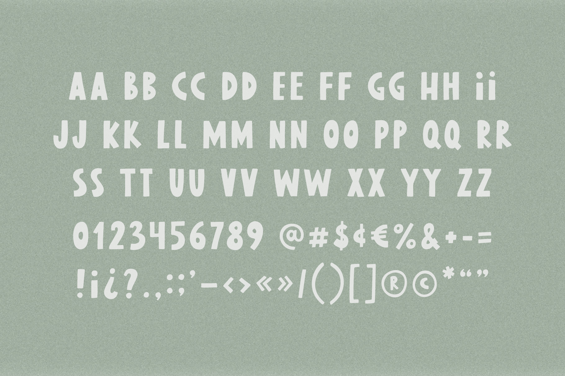 Wild Daisy | Hand-Lettered Font example image 7