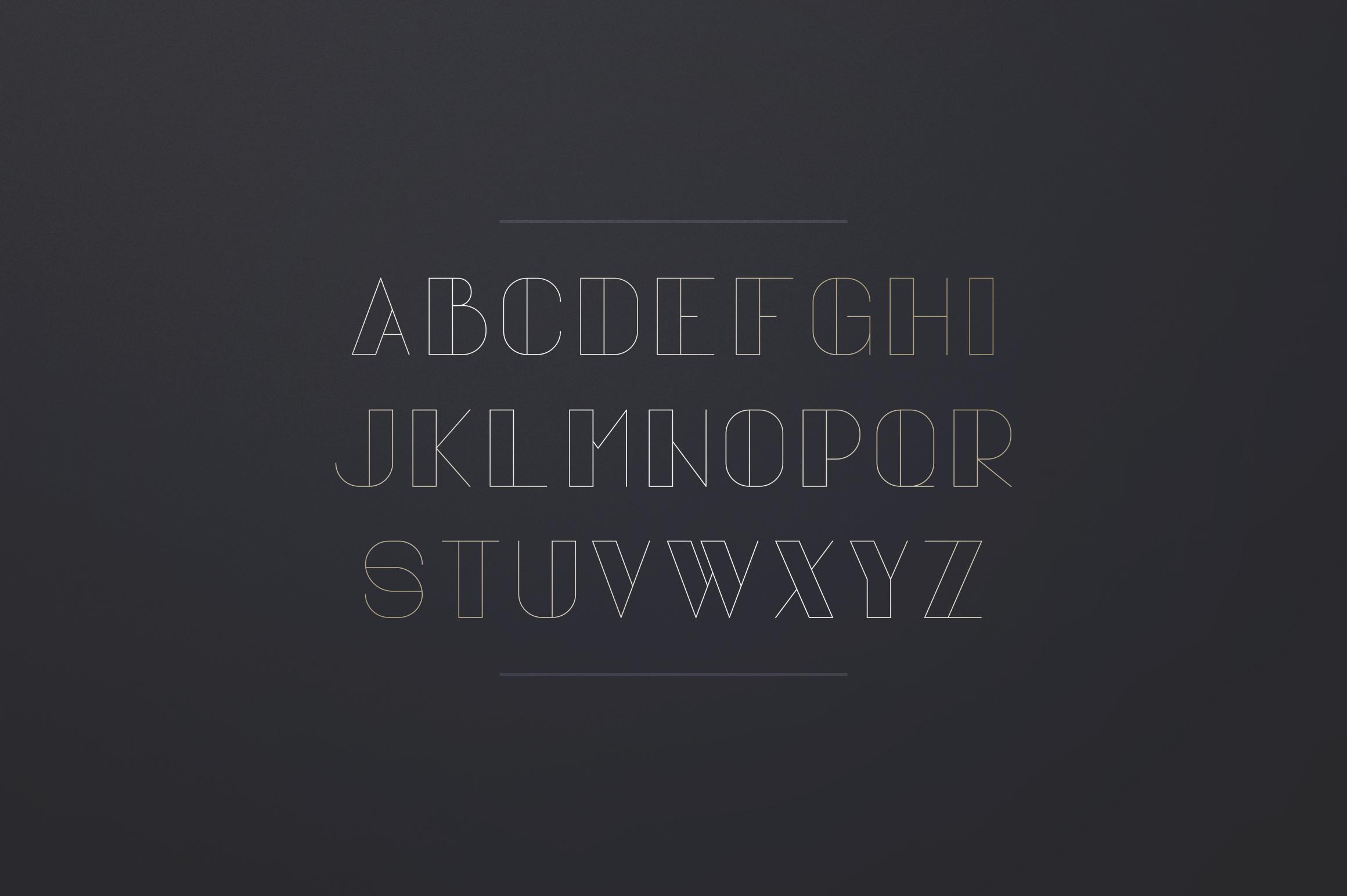 Vovchik Serif Font example image 4