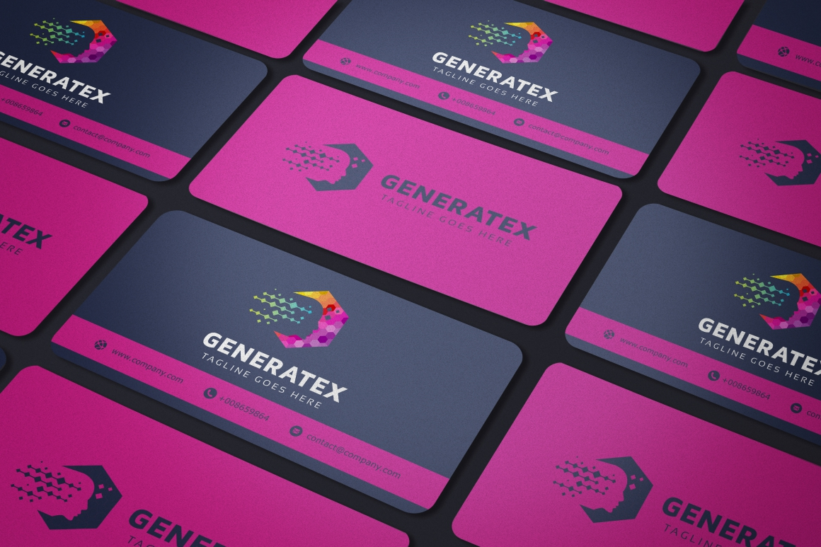 Generatex Human Logo example image 3