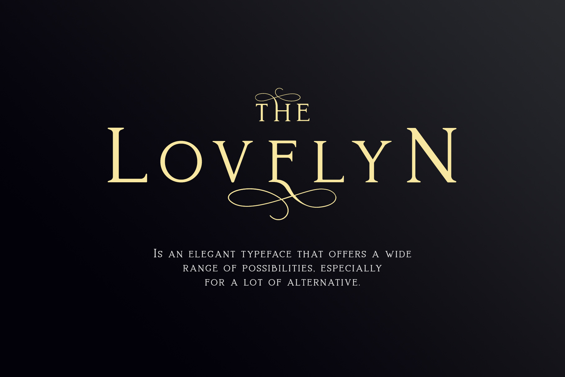 Lovelyn Font example image 7
