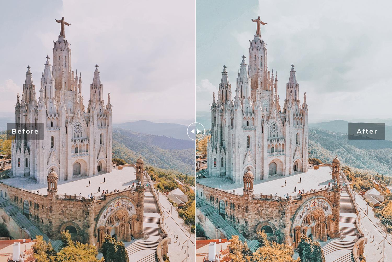 Spain Mobile & Desktop Lightroom Presets example image 2
