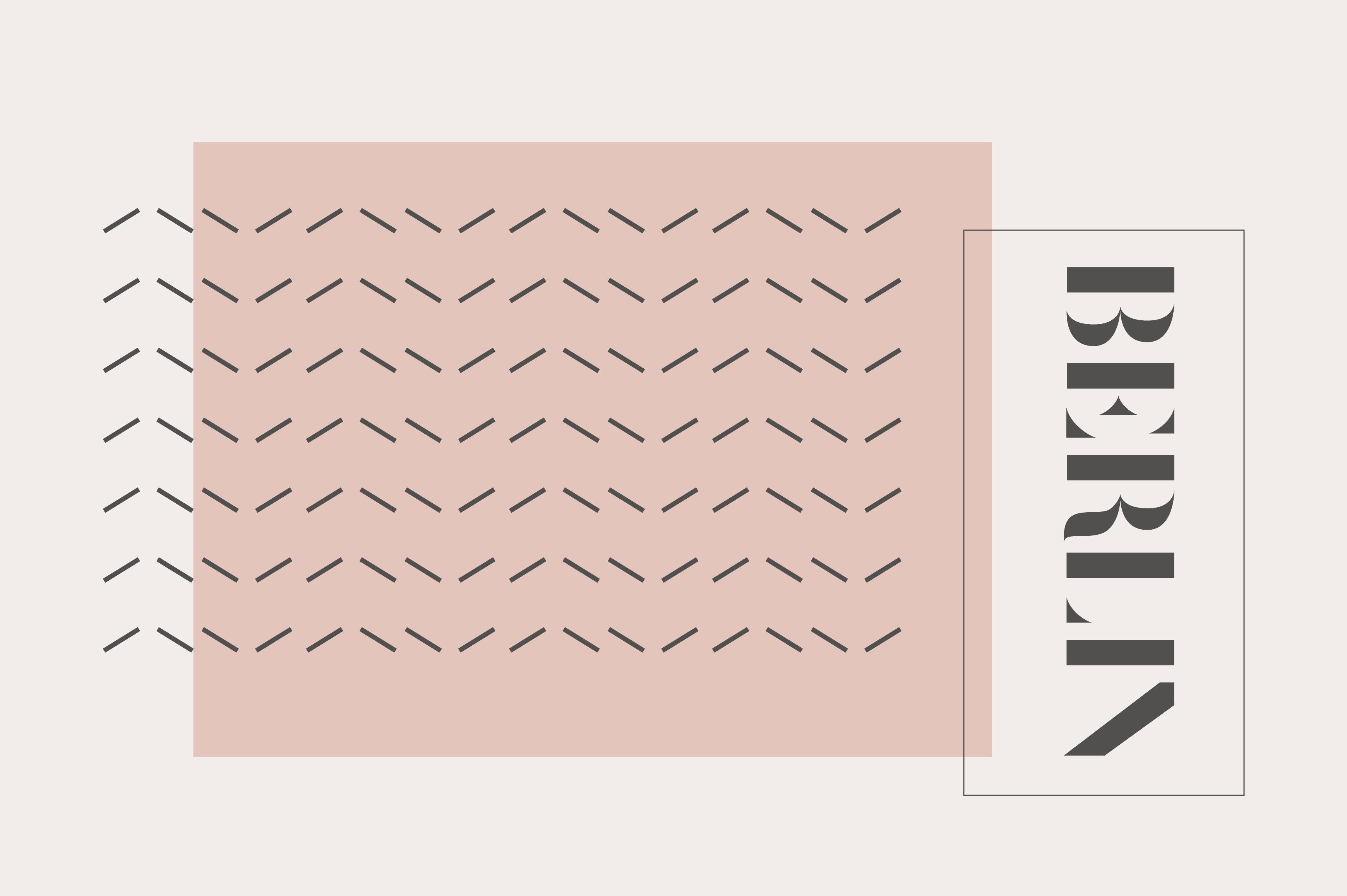Catalogue - A Minimal Typeface example image 2