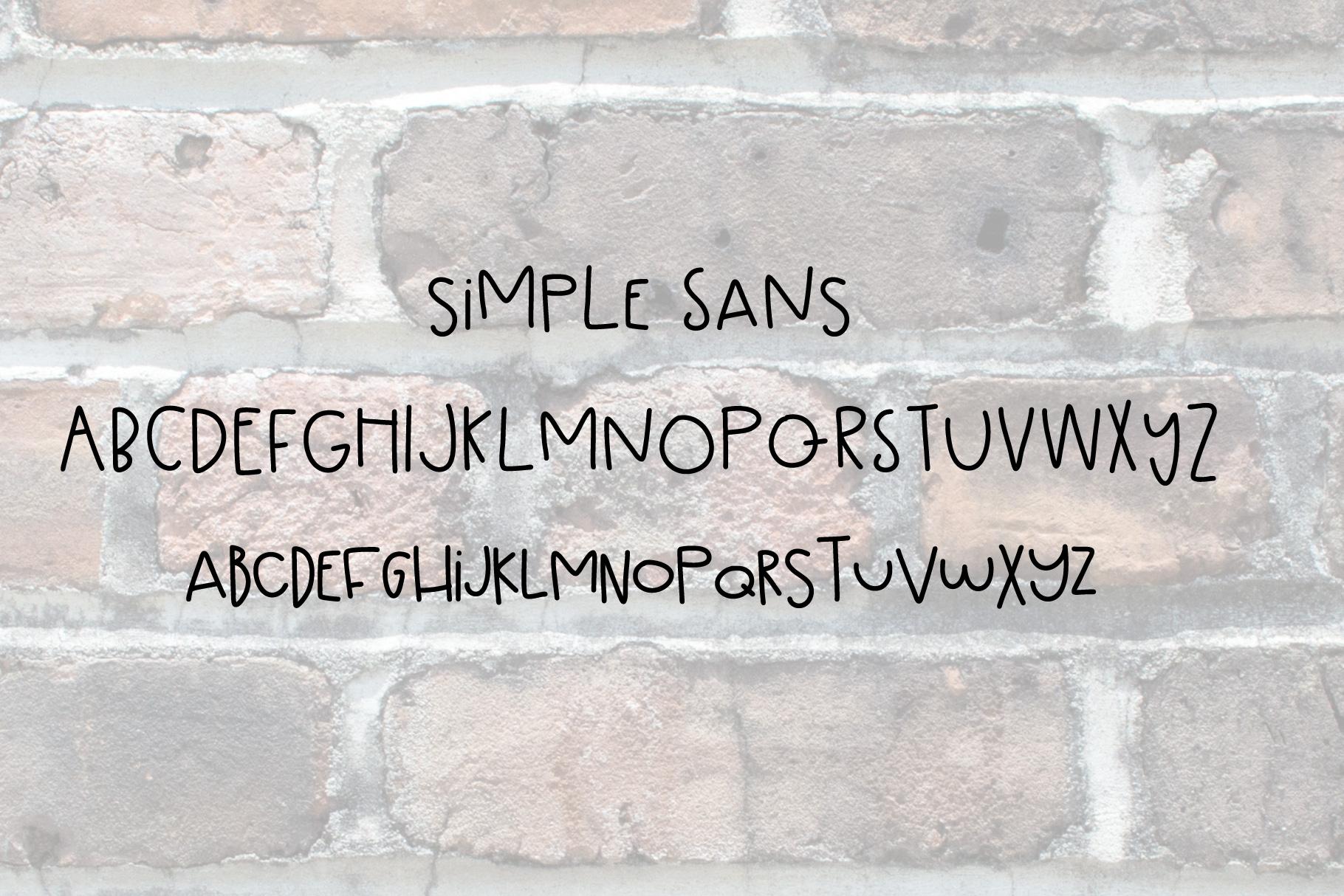 Brick & Mortar Trio example image 4