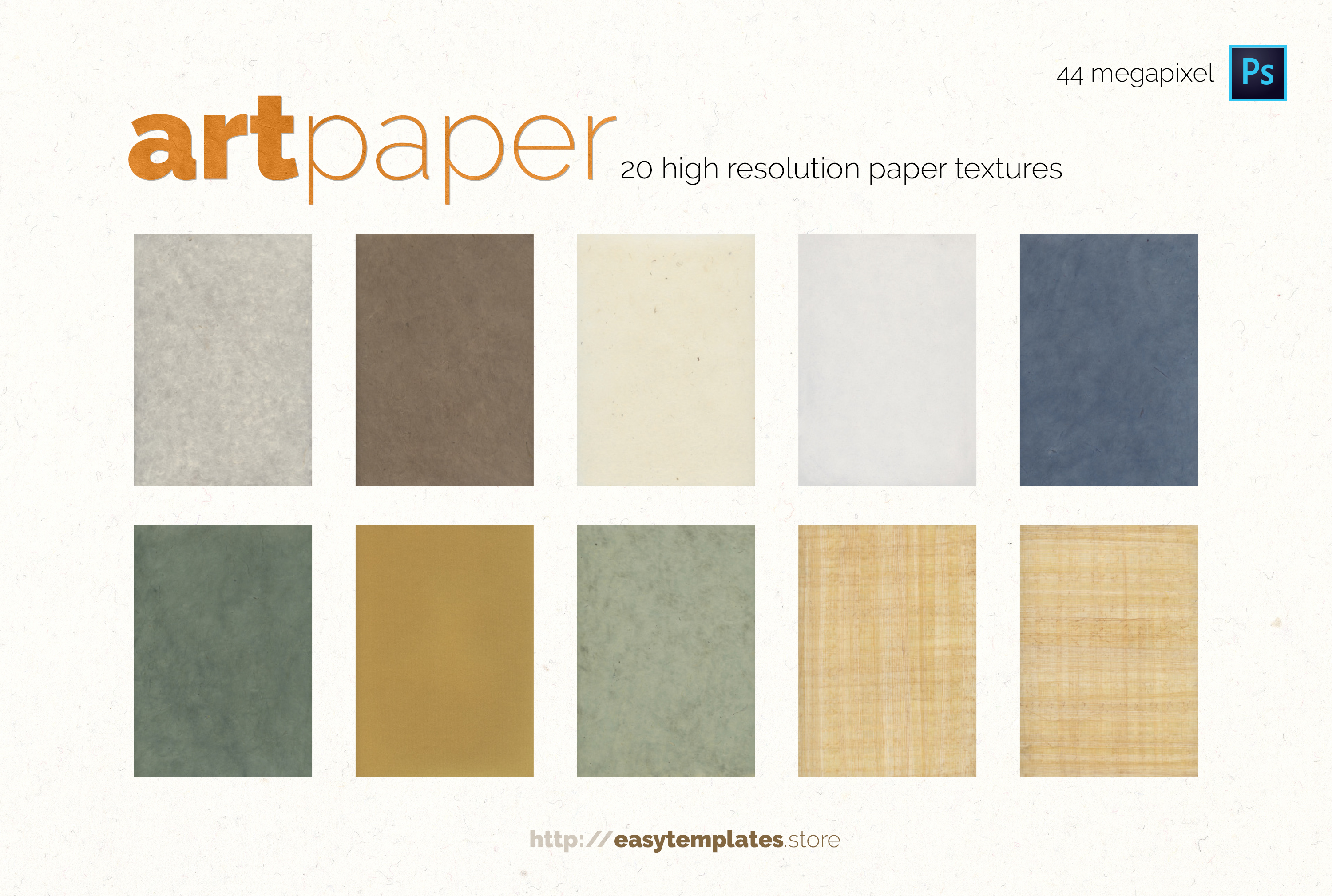 art paper - 20 paper textures example image 3