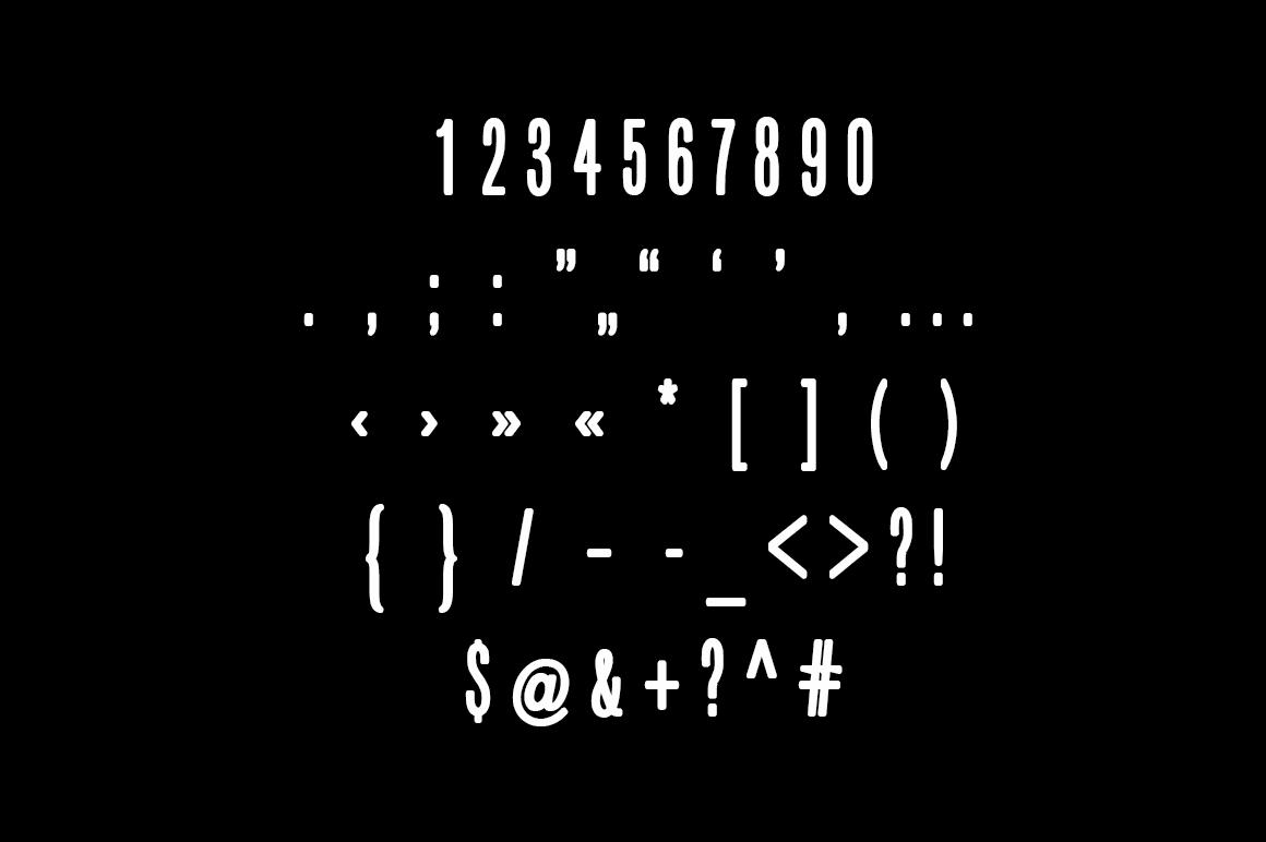 Doffy Font example image 4