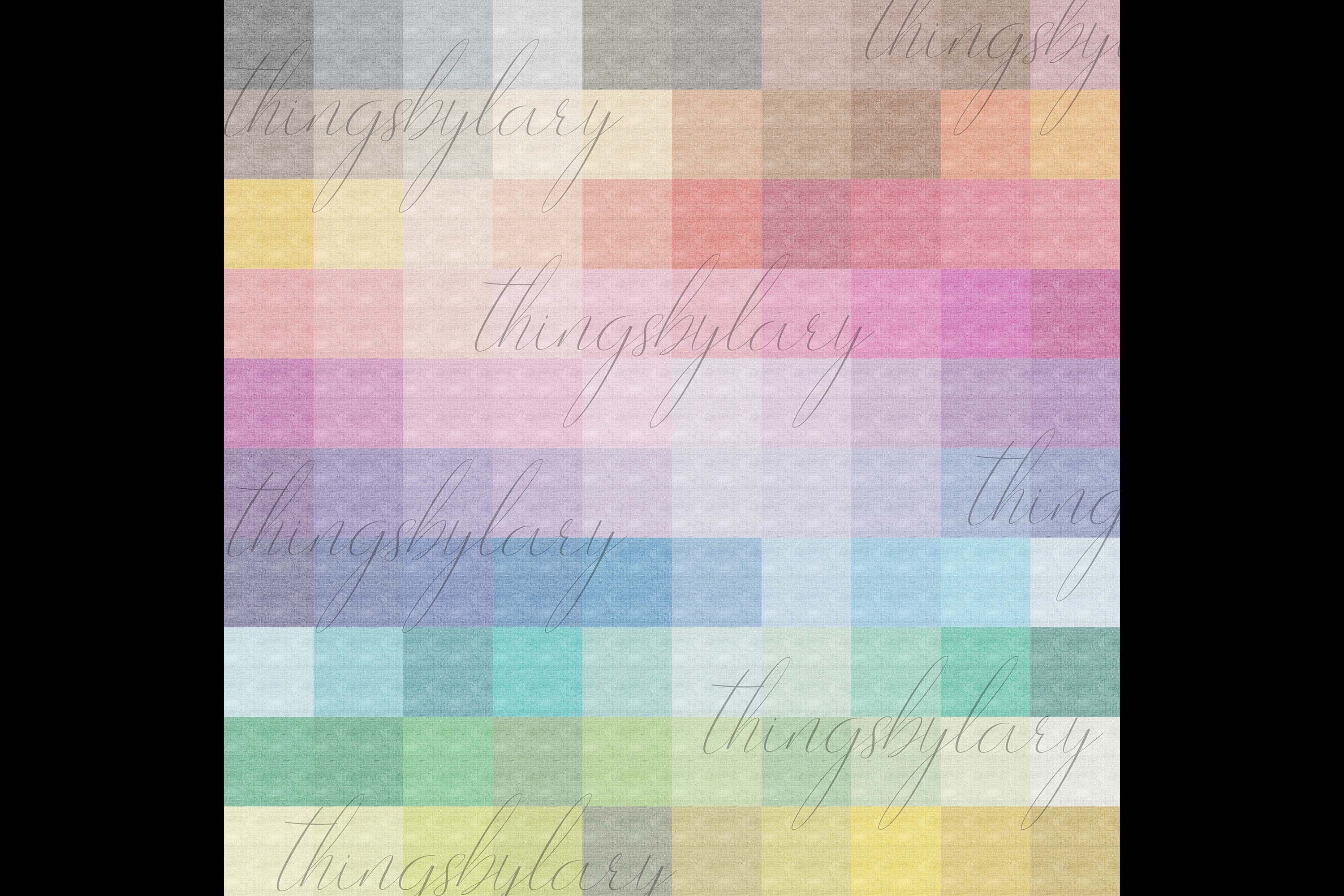100 Seamless Realistic Burlap Texture Shabby Digital Papers example image 10