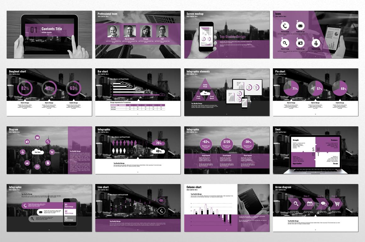 Information Technology Presentation example image 3