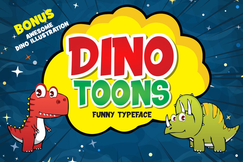 Dinotoons example image 1