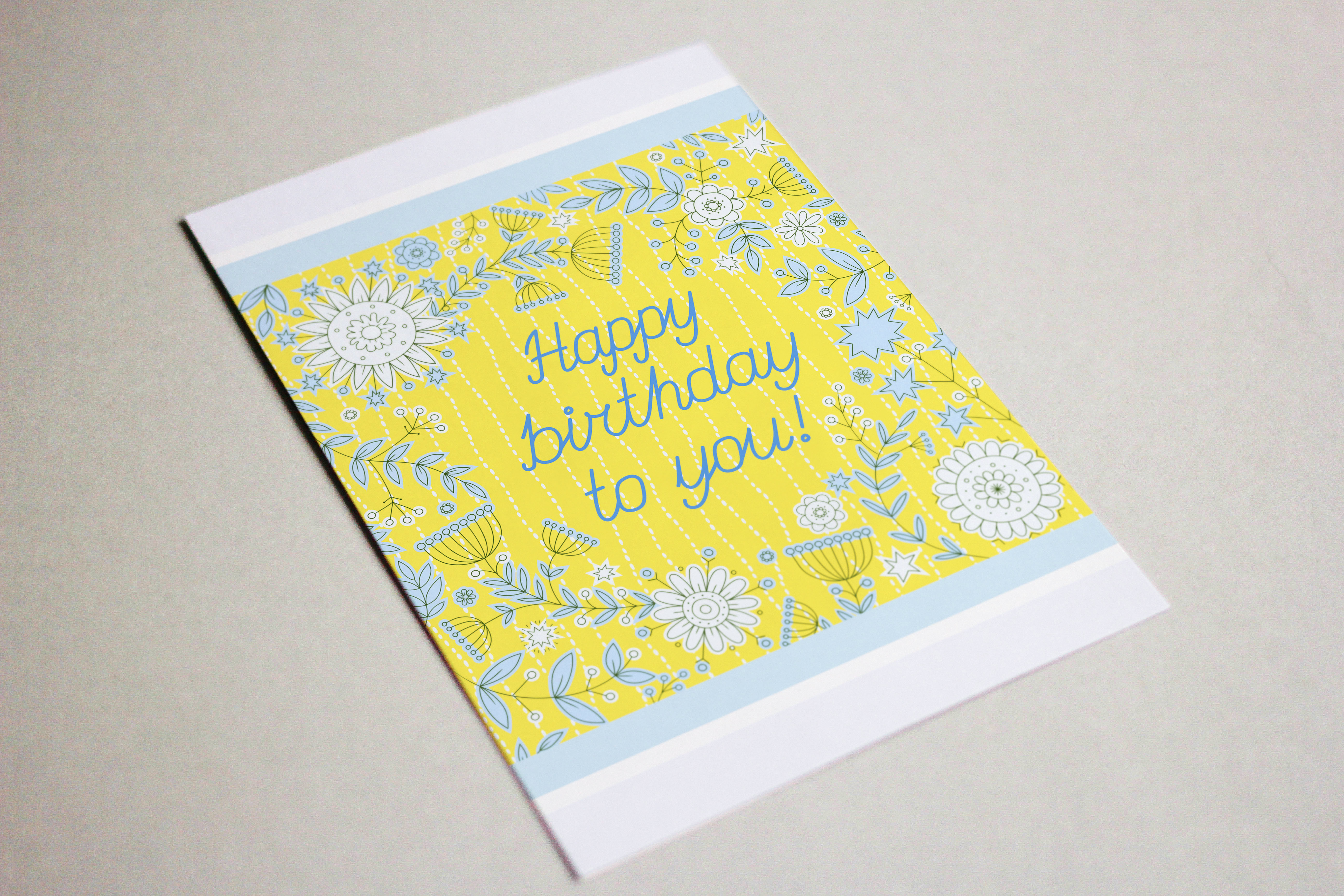 Birthday cards collection example image 11