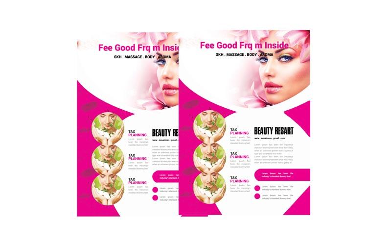 Beauty Flyer example image 2