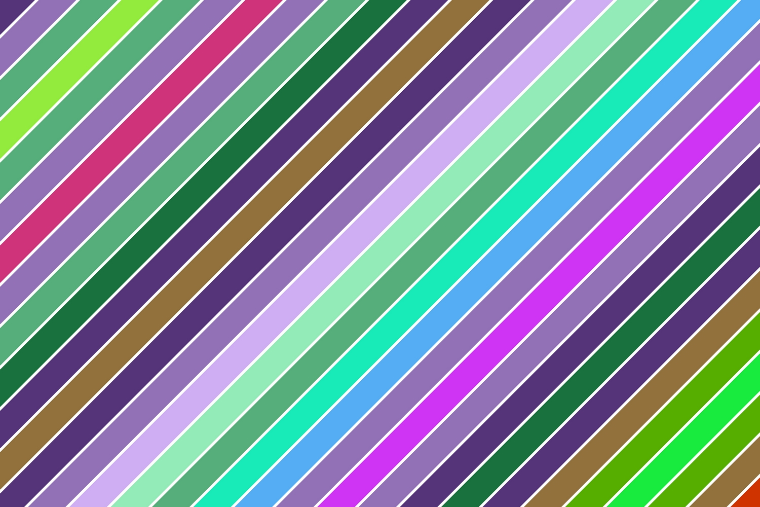 50 colorful stripe backgrounds (AI, EPS, JPG 5000x5000) example image 2