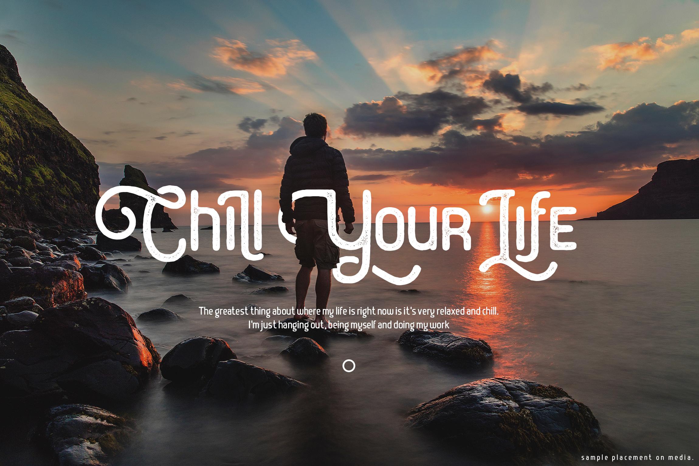 Batriysh Typeface example image 11